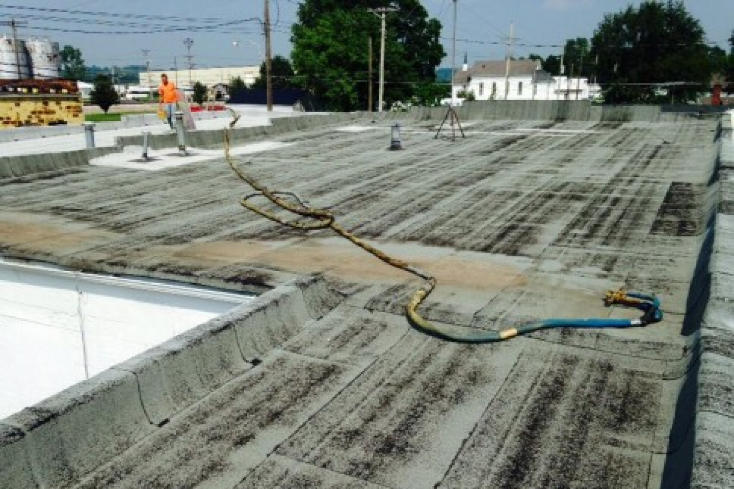 roof replacement services sugarcreek oh